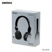 Наушники Bluetooth Remax RB-200HB (Черный)