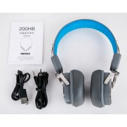 Наушники Bluetooth Remax RB-200HB (Серый)