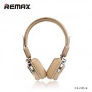 Наушники Bluetooth Remax RB-200HB (Бежевый)