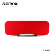 Аудио колонка Remax RB-H6 Bluetooth Красный