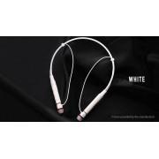 Беспроводные наушники с микрофоном гарнитура Remax Bluetooth Neckband Earphone RB-S6 (Белый)