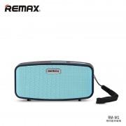 Портативная аудио колонка Remax RB-M1, RM-M1 Bluetooth (Голубой)