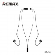 Беспроводные наушники с микрофоном гарнитура Remax Bluetooth earphone RB-S8 (Черный)