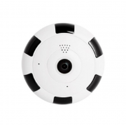 Панорамная IP камера panoramic Wifi Camera in BD V380 (Белый)