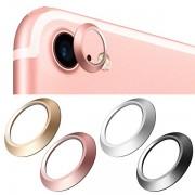 Защитная накладка на камеру для iPhone XR (Серебро)