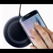 Беспроводное зарядное устройство Qi Wireless Charging Kit для Android (Летающая тарелка Черная)