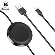 Беспроводной зарядное устройство Qi Baseus iP Cable Wireless Charger WXCA-01 (Черный)