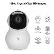 Камера wi-fi ZJUXIN xy-r9820-Q8 (Белый)