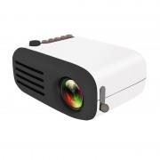 Портативный мини проектор Led Projector YG 200 (Черный)