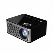 Портативный сенсорный проектор Unic T200 (Черный)