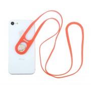 Силиконовый ремешок Romix для телефона RH21 (Оранжевый)