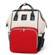 Сумка-рюкзак для мам Anello (Красный)