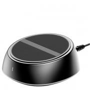 Беспроводное зарядное устройство Baseus 2 in 1 Qi wireless charger 3 USB CCALL-XK01 (Черный)