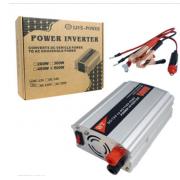 Автомобильный инвертор 41.6A 500W (Серый)