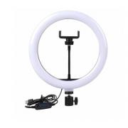 Светодиодная кольцевая лампа LED Filling Lamp M-20 20 см без штатива
