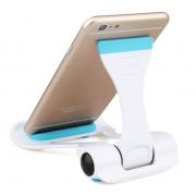 Универсальная подставка для мобильных телефонов и планшетов (Голубой)