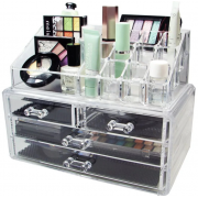 Органайзер для косметики Cosmetic Organizer TDK-005 (Прозрачный)