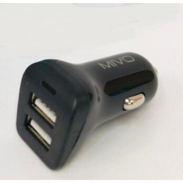 Автомобильное зарядное устройство Mivo MU210 (Черный)