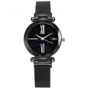Женские наручные часы Starry Sky Watch (Черный)