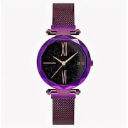 Женские наручные часы Starry Sky Watch (Фиолетовый)