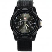Мужские наручные часы Swiss Army (Черный)