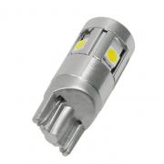 Автомобильная светодиодная лампа T10 30-30-5 (Серебро)