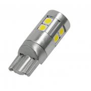 Автомобильная светодиодная лампа T10 30-30-9 (Серебро)