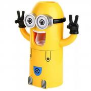 Держатель для зубных щеток в стиле Minion Wash Kit (Желтый)