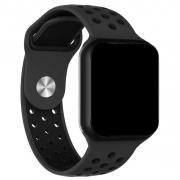 Умные часы Smart watch f8 (Черный)