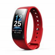 Фитнес-браслет QS90 Plus (Красный)
