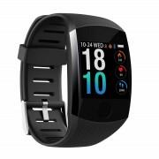 Фитнес браслет smart bracelet Q11 (Черный)