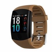 Фитнес браслет smart bracelet Q11 (Кофе)