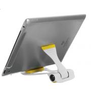 Универсальная подставка для мобильных телефонов и планшетов (Желтый)