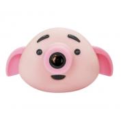 Детский фотоаппарат Pig Shaped (Розовый)