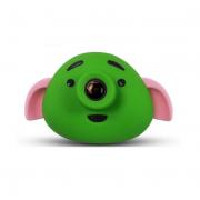 Детский фотоаппарат Pig Shaped (Зеленый)