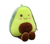 Плюшевый Авокадо 45 см (Зеленый)