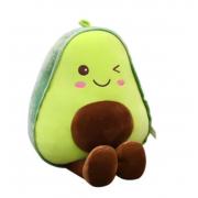 Плюшевый Авокадо 20 см (Зеленый)