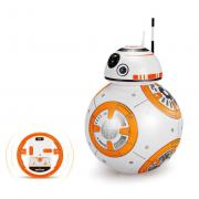 Робот-дроид BB-8 Planet Boy Robot (Белый с оранжевым)