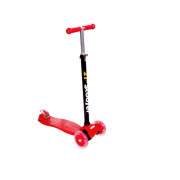 Самокат 21st scooter Maxi Micro (Красный)