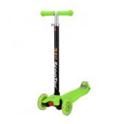 Самокат 21st scooter Maxi Micro (Зеленый)