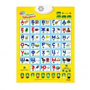 Интерактивный обучающий плакат Говорящий букварёнок