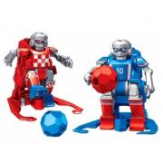 Радиоуправляемые роботы-футболисты OCIE (Красный с синим)