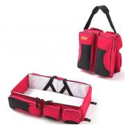 Детская сумка-кровать Baby Bed and Bag (Красный)