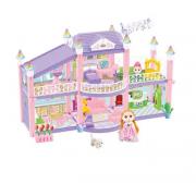 Кукольный домик Dream House (Розовый)