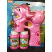 Пистолет с мыльными пузырями Щенячий патруль (Розовый)
