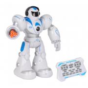 Робот Аргон HK Leyun с пультом ДУ (Белый с синим)