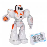 Робот Прометей HK Leyun с пультом ДУ (Белый с оранжевым)