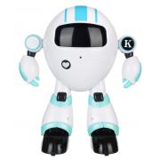 Интерактивный робот KBot (Белый с голубым)