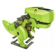 Конструктор Ocie Набор 3 в 1 Солнечный робот (Зеленый)