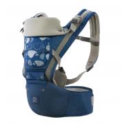 Рюкзак-кенгуру Aiebao 3в1 (Синий)
